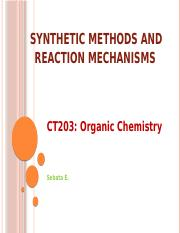 CT203 organic synthesis LS4
