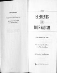 Elements of Journalism - Chapter 6 - Monitor Power and Offer Voice to the Voiceless.pdf