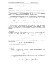 Homework 10 Solution on Dynamical Systems and Ergodic Theory
