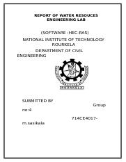 REPORT ON WATER RESOUCES ENGINEERING.docx