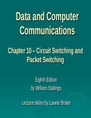 circuit switching and packet switching.ppt