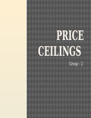PRICE CEILINGS.pptx