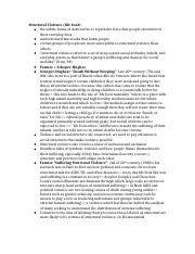 anthro final study guide