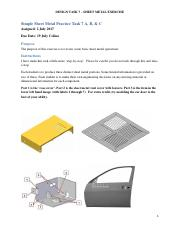 ME 4160 Design Task 7 Sheet Metal Exr with three parts Su 2017.pdf