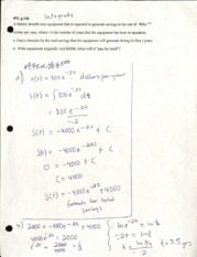 Integrate Worksheet