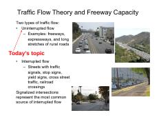 Lecture 12A Traffic Flow Theory and Freeway Capacity.pdf