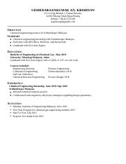 chemical-engineering-resume-template