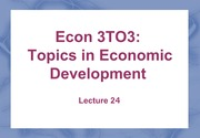 Lecture 23 - 2014