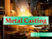 Ch-21 Sand Casting