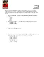 CLP Week 8 Exam 3 Review.docx
