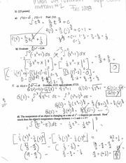 calculus 31a midterm Math 31a ucla - download as pdf file (pdf), text file (txt) or read online formulas 31a ucla calculus formulas integrals derrivats.