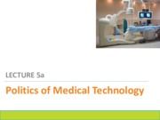 4TP3 - L5a Medical Technology