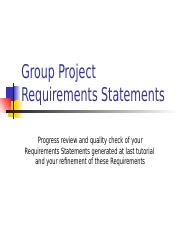 Requirements Test Plan and High Level Design SPRING 2015