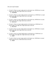 ANLS 1615 Atlas and Occiput Practice Questions