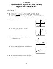 Calculus Early Transcendentals Solutions Manual Chapter 04