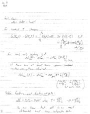 Notes on Partial Derivatives