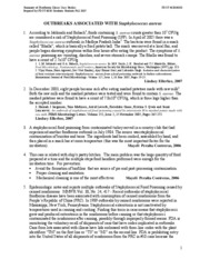 Case summaries 2007 Assignment