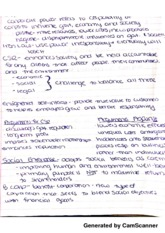 Business Government and Society ClassNotes1