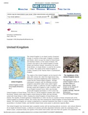 SIRS Discoverer ® _ Document _ United Kingdom