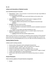 Study guide Anatomy ch. 10 and 11.docx