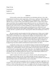 Synthesis essay (Autosaved)