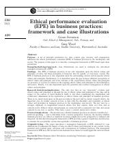 Ethical performance evaluation.pdf