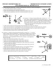 physics homework #53