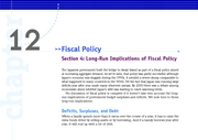 KW_Macro_Ch_12_Sec_04_Long-Run_Implications_of_Fiscal_Policy