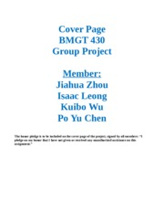 Group Project_Fall 2015