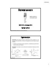 Orthopaedic Biomechanics Mechanics And Design In Musculoskeletal Systems Pdf