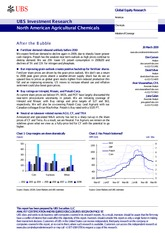 North America Agricultural Chemicals Primer - UBS (2009)