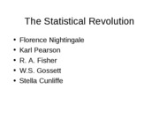 4. F2010-3 The Statistical Revolution