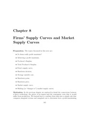 Lecture_Note_Set_8_Firms'_Supply Curves