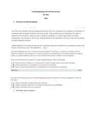 Principles of Finance -Chapter 9