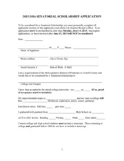 2015 Hough-Scholarship-Application