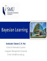 3_Bayesian Learning