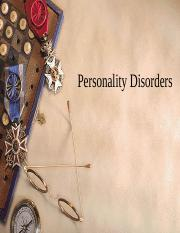 Chapter++9+Personality+Disorders+5th+ed-1.pptx