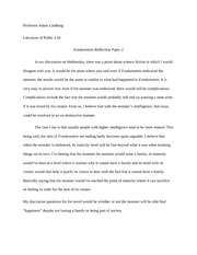 Do the right thing essay