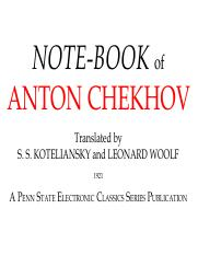 Chekhov_notebook