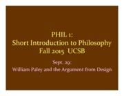 Phil 1 Sept. 29 slides