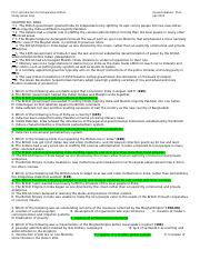 study guide 5 fall 2015 indian iran