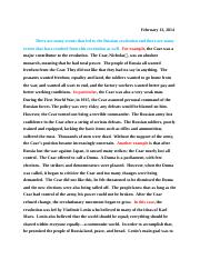 Global10 Thematic Essay Russian Rev. (2-13-14).docx