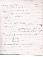 nth order differential equations