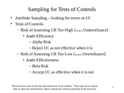 1_Tests_of_Controls_Sampling_2008.ppt