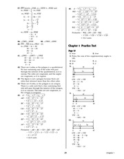 Pre-Calculus Homework Solutions 19