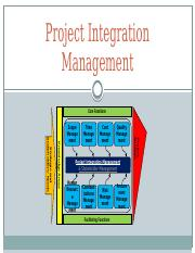 04-PMC-Project Integration Management