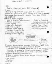 retail communication- ch 15 notes
