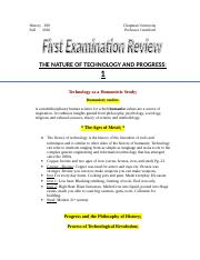 Tech and Media Exam 1 review.doc