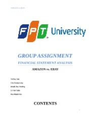 Group Assignment ACC