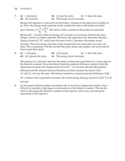 2_Chapter 16 HomeworkCH16 Electrical Energy and Capacitance